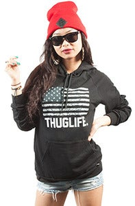 Image of Thuglife Hoodie Women's