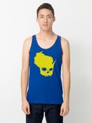 Image of The Blue and Yellow Tank (Unisex)