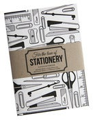 Image of Letterpressed Notebook - For The Love Of Stationery