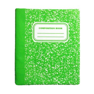 Image of MARBLE iPAD SLEEVE GREEN
