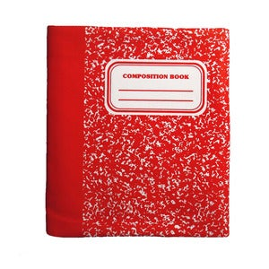 Image of MARBLE iPAD SLEEVE RED