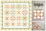 Image of 'Summer's Blush' PDF quilt pattern