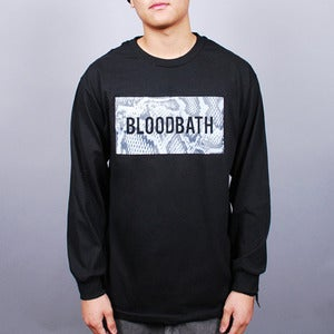 Image of Boxed Python L/S Tee (Black)