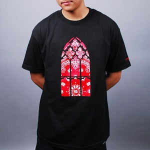 Image of Chapel Tee (Black)