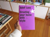 Image of Adolf Loos - Creating your home with style