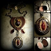 Image of Immaculate † Perfume Locket Relic~!