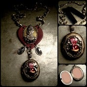 Image of Pray for Rock † Perfume Locket Relic~!