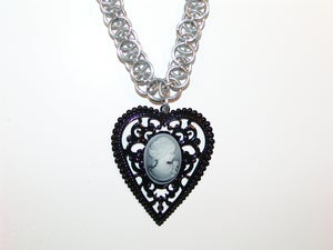 Image of Enticing Cameo Necklace