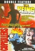 Image of BILL OSCO DOUBLE BILL: COPKILLER + THE BEING