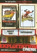 Image of EXPLOITATION DOUBLE BILL: WACKI TAXI + SUPERAGO