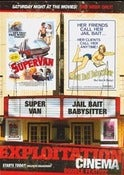 Image of EXPLOITATION DOUBLE BILL: SUPERVAN + JAILBAIT BABYSITTER
