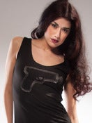 Image of the &quot;BANG-BANG&quot;  tank dress