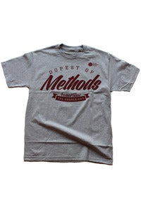 Image of Methods Tee : Heather