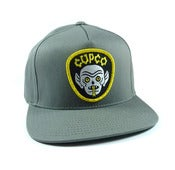 Image of CUPCO WHITE DEATH SNAPBACK HAT