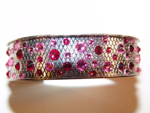 Image of Swarovski Jeweled Bracelet