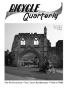 Image of Bicycle Quarterly Vol.11 No.3 (Spring 13) SOLD OUT