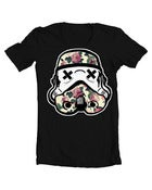 Image of Love Trooper Black T-shirt