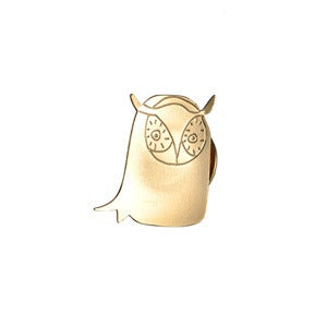 Image of Owl pin's