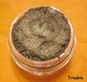 Image of Trouble-5 gram jar of eye shadow