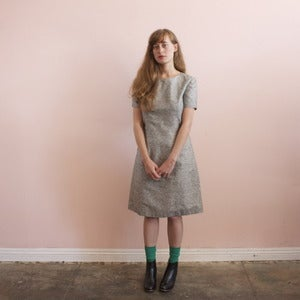 Image of Carrie Parry classic shift dress