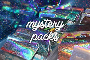 Image of mystery packs