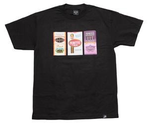 Image of Primitive - Cigars Tee - Black