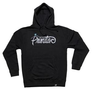 Image of Primitive - Sky Writer Pullover - Black