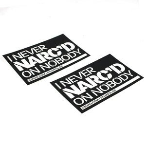 Image of Narc'd Sticker