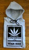 Image of *PreOrder* Grey Freshly Cultivated Hoodie