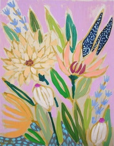 Image of 11x14 Flowers for Daisy
