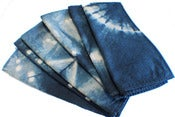 Image of Shibori Napkins