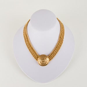 Image of Classic Chanel 31 Rue Cambon Necklace