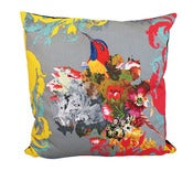 Image of Laura Oakes: Hum to the Birds Cushion