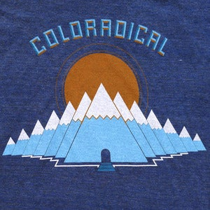 Image of Coloradical Enter the Mountains T-Shirt
