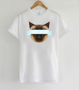 Image of Siamese Kitten AND.ALSO Tee <em>New</em>