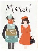 Image of Merci Card