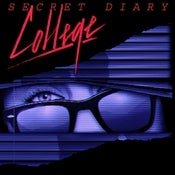 Image of COLLEGE 'secret diary' digipack CD