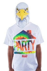 Image of House Party Tee - White