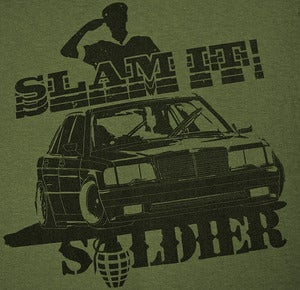 Image of Slam it Soldier