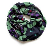 Image of Cat in the Brambles Scarf