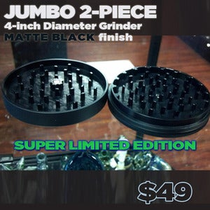Image of Jumbo 2-Piece (Matte Black)   **Super Limited Edition**