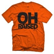 Image of Ohio Raised - Orange & Black