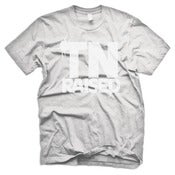 Image of Tennessee Raised - White on White