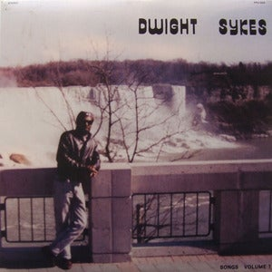 Image of DWIGHT SYKES / SONGS VOLUME 1 / PPU-044 LP