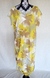 Image of New York &amp; Company Printed Dress {Size L, stretches bigger}