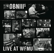 Image of OBN III's - 'Live At WFMU' LP (12XU 049-1)