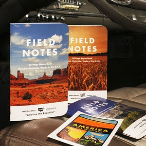 "Image of Field Notes ""AMERICA THE BEAUTIFUL"" EDITION - Ltd. Edition"
