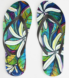 Image of Tiare Sandals by Colleen Wilcox