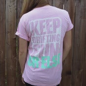 Image of OR ELSE Pink T-Shirt