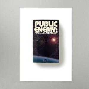 Image of Fear of a Black Planet Art Print